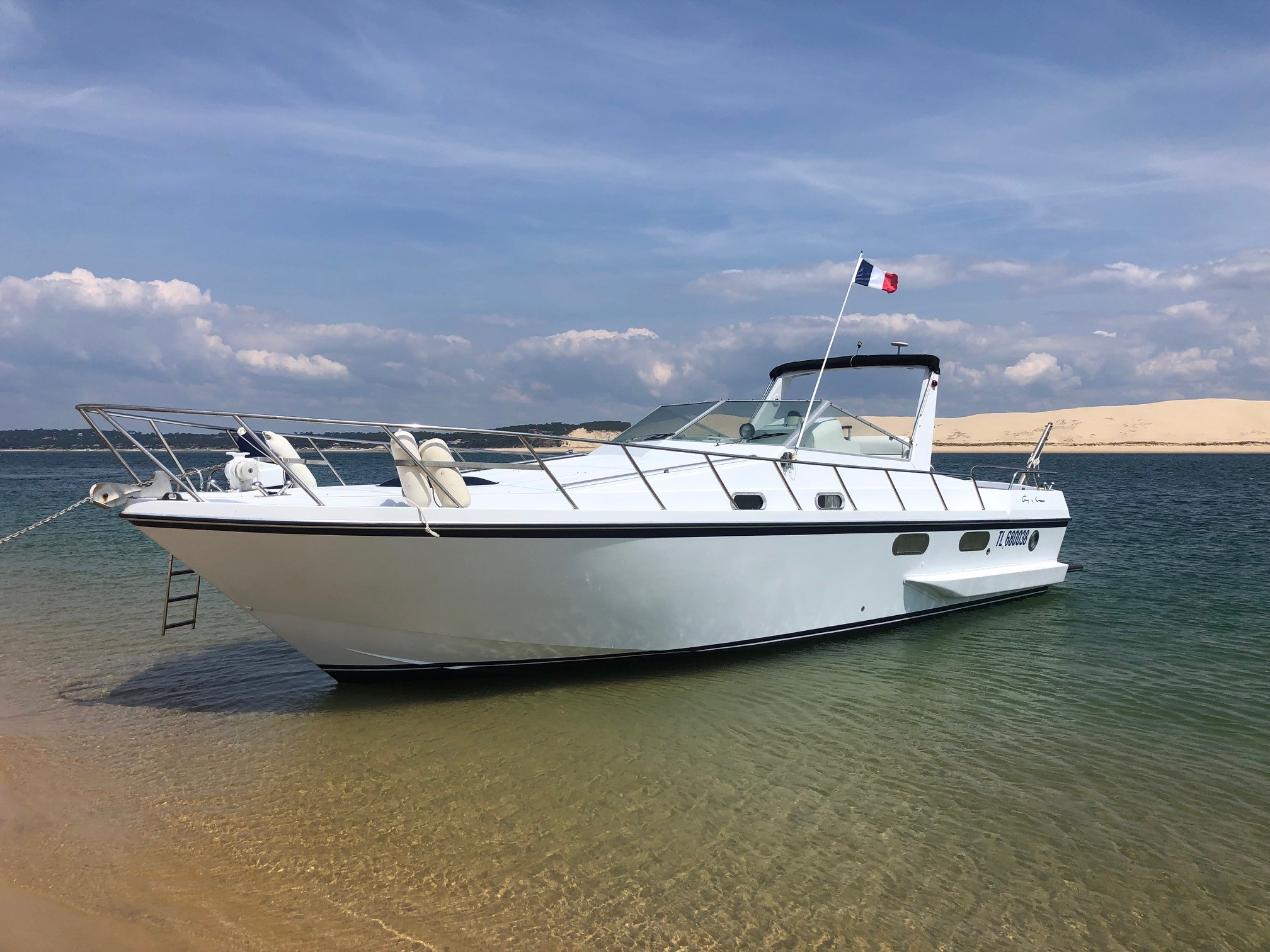 Guy couach 11 m sport